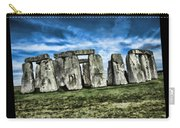 Striking Scene Of Stonehenge Carry-all Pouch