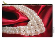 String Of Pearls Carry-all Pouch