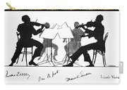 String Quartet, C1935 Carry-all Pouch