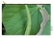 Stringbeans On The Vine Carry-all Pouch