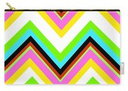 Stripe Carry-all Pouch by Louisa Knight