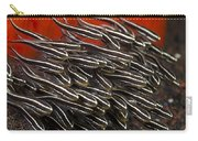 Striped Catfish Carry-all Pouch