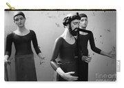 Stripped Saints Carry-all Pouch by Gaspar Avila
