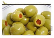 Stuffed Green Olives Carry-all Pouch