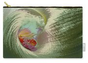 Stylized Calla Lily Carry-all Pouch
