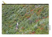 Subalpine Wildflowers Carry-all Pouch