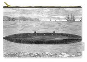Submarine, 1852 Carry-all Pouch