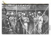 Submarine Divers, 1869 Carry-all Pouch