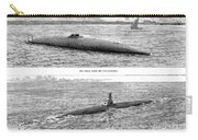 Submarine Launch, 1890 Carry-all Pouch