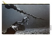 Submarine Telephone Cable And Diver - Hanauma Bay 1973 Carry-all Pouch
