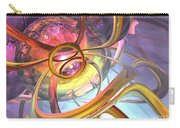 Subtlety Abstract Carry-all Pouch