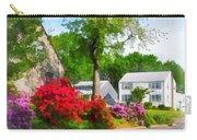 Suburban Azalea Garden Carry-all Pouch