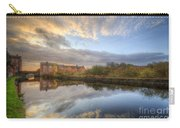Suburban Sunrise Reflection  Carry-all Pouch