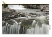 Sucker River Falls 2 F Carry-all Pouch