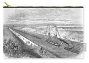 Suez Canal, 1868 Carry-all Pouch