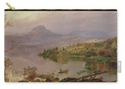 Sugarloaf From Wickham Lake Carry-all Pouch by Jasper Francis Cropsey