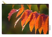 Sumac In The Sun Carry-all Pouch
