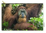 Sumatran Orangutan Pongo Abelii Carry-all Pouch