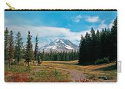 Summer At Mt. Hood In Oregon Carry-all Pouch