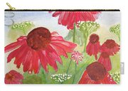 Summer Coneflowers Carry-all Pouch
