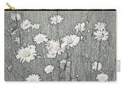 Summer Daisies Carry-all Pouch