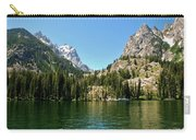 Summer Day At Jenny Lake Carry-all Pouch