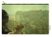 Summer Evening In Paris Carry-all Pouch by Childe Hassam