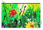 Summer Garden Carry-all Pouch