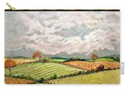 Summer Harvest Carry-all Pouch by Marilyn Smith