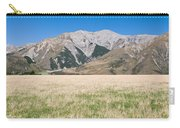 Summer Landscape Blue Sky Carry-all Pouch