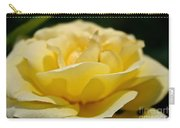 Summer Loves A Rose Carry-all Pouch
