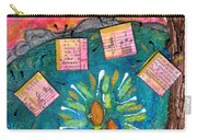Summer Melodies Carry-all Pouch