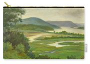 Summer Morning Hudson Highlands Carry-all Pouch