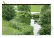 Summer Park In Belgium Carry-all Pouch