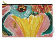 Summer Season 2012 Blooms Carry-all Pouch