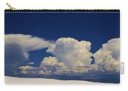 Summer Storms Over The Mountains 3 Carry-all Pouch