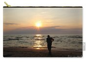 Summer Sunset Solitude Carry-all Pouch
