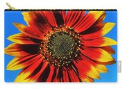 Summerflower Carry-all Pouch