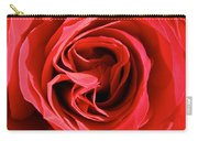 Summer's Red Rose  Carry-all Pouch