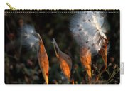 Sun Kisses Milkweeds Carry-all Pouch