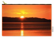 Sun Over Rotortua Nz Carry-all Pouch