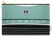 Sunbeam Rootes Group Vintage Car Carry-all Pouch