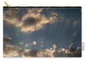 Sunbeams From Heaven Carry-all Pouch