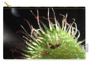 Sundew Eating A Fly Carry-all Pouch