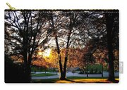 Sundown In Stanley Park Carry-all Pouch