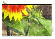Sunflower 3 Sf3wc Carry-all Pouch