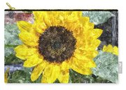 Sunflower 4 Sf4wc Carry-all Pouch