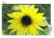 Sunflower 5 Sf5wc Carry-all Pouch