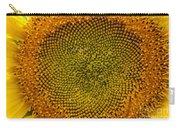 Sunflower Center Carry-all Pouch