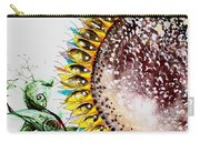 Sunflower Fish 3 Carry-all Pouch